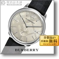 バーバリー BURBERRY  BU10008 メンズ 時計 腕時計 輸入品  バーバリー・チェック...