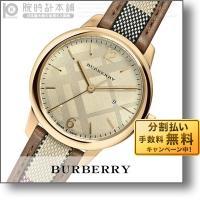 バーバリー BURBERRY  BU10114 メンズ 時計 腕時計 輸入品  バーバリー・チェック...