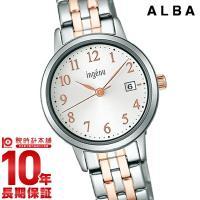セイコー アルバ ALBA アンジェーヌ AHJK435 レディース 時計 腕時計 正規品 <...