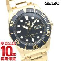 セイコー 逆輸入モデル SEIKO セイコー5(ファイブ)スポーツ 100m防水 機械式(自動巻き)...