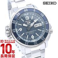 セイコー 逆輸入モデル SEIKO セイコー5(ファイブ)スポーツ 200m防水 機械式(自動巻き)...