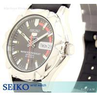 セイコー5 逆輸入モデル SEIKO5 5スポーツ 100m防水 機械式(自動巻き) SNZ449J...