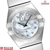 オメガ コンステレーション OMEGA  123.10.24.60.55.001 レディース 時計 ...