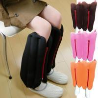 足の冷えに効果的な、熱源を必要としない足温器(あんか)です。なんと熱源はあなたの体温!着用したまま歩...
