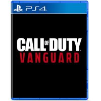 PS4 コールオブデューティ ヴァンガード(2021年11月5日発売)【新品】