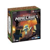 【下記がオリジナルデザインパッケージ内にセットされています】 ・PSVita本体「Minecraft...