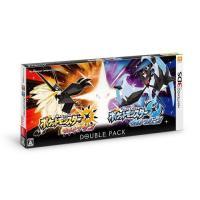 【ダブルパック同梱内容】 ・3DSソフト ポケットモンスターウルトラサン・・・1本 ・3DSソフト ...