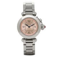 カルティエ 時計 レディース CARTIER W3140008 ミスパシャ SS PK 腕時計 ウォ...