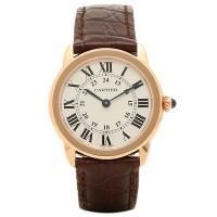 カルティエ 時計 CARTIER W6701007 ロンドソロ SM レディース腕時計ウォッチ ピン...