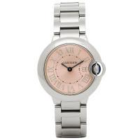 カルティエ 時計 CARTIER W6920038 バロンブルー SS レディース腕時計ウォッチ シ...
