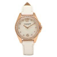 コーチ 時計 COACH 14502102 TRISTEN MINI 腕時計 ウォッチ ホワイト  ...