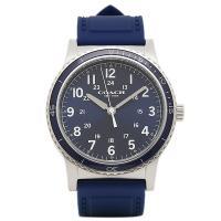 コーチ 腕時計 アウトレット COACH W5015 NAV ネイビー シルバー  COACH(コー...