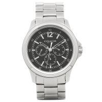 コーチ 腕時計 アウトレット COACH W5020 BLK ブラック/シルバー  COACH(コー...