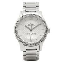 コーチ 腕時計 アウトレット COACH W6045 SS シルバー  COACH(コーチ)の腕時計...
