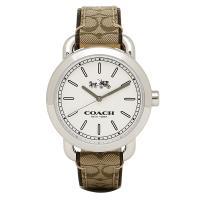 コーチ 腕時計 アウトレット COACH W6053 KHA カーキ  COACH(コーチ)の腕時計...