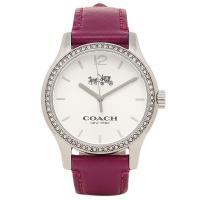 コーチ 腕時計 アウトレット COACH W6185 FUS シルバー ピンク  COACH(コーチ...