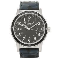 コーチ 腕時計 アウトレット COACH W6189 DYB シルバー ネイビー  COACH(コー...