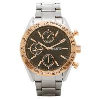 ドルチェセグレート 時計 DOLCE SEGRETO MSM201BK グランドクロノ メンズ腕時計...