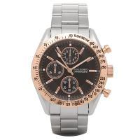 ドルチェセグレート 時計 メンズ DOLCE SEGRETO SM201BK クロノグラフ 腕時計 ...