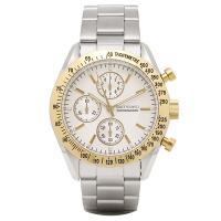 ドルチェセグレート 時計 メンズ DOLCE SEGRETO SM201SV クロノグラフ 腕時計 ...