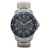 ゲス 時計 メンズ GUESS W0670G2 LONGITUDE メンズ腕時計 ウォッチ ブルー/...