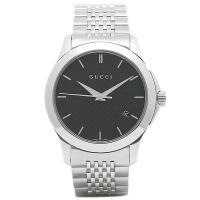 グッチ 時計 メンズ GUCCI YA126480 Gタイムレス メンズ腕時計 ウォッチ シルバー/...