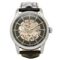 ハミルトン 時計 HAMILTON H40655731 レイルロ−ド スケルトン メンズ腕時計 ウォ...