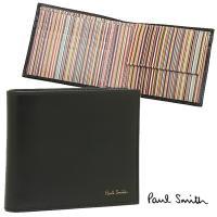 ポールスミス 財布 メンズ PAUL SMITH 4833-W761 B COIN WALLET 2...