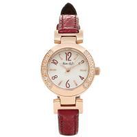 ルビンローザ 時計 Rubin Rosa R504PWHRD ソーラー レディース腕時計ウォッチ ホ...
