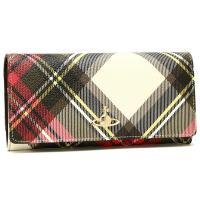 ヴィヴィアンウエストウッドからDERBYシリーズの長財布が入荷☆フロントに輝くゴールドのオーブモチー...