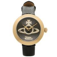ヴィヴィアンウエストウッド 時計 VIVIENNE WESTWOOD VV150GDBK クイーンズ...