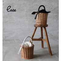 ease  WILLOW タッセルバケットバッグ メール便不可 2017ss