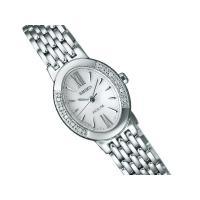 SEIKO セイコー ドルチェ&エクセリーヌ レディース腕時計 ソーラー ホワイト SWCQ047■...