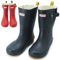 ハンター レインブーツ KIDS/子供用 HUNTER W25352 長靴/ラバーブーツ DAVIS...