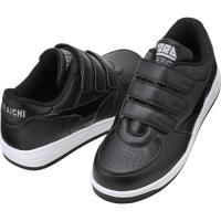 寅壱 安全靴 0092-960 セーフティースニーカー(マジック) 「24cm-27cm」 1up 02