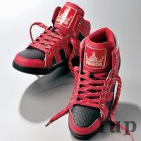 寅壱 安全靴 0107-965 セーフティースニーカー(ミッドカット) 「24.5cm-27cm」|1up|02
