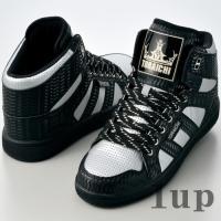 寅壱 安全靴 0107-965 セーフティースニーカー(ミッドカット) 「24.5cm-27cm」|1up|03