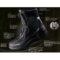 寅壱 安全靴 0194-961 セーフティーBoa長編み 高所用も兼ねたプレミアムモデル 「24.5cm-28cm」 1up 02