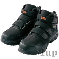寅壱 安全靴 0281-965 セーフティースニーカー(ミッドカット) 「24.5cm-28cm」|1up|07