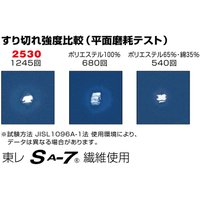 寅壱 作業服 作業着 2530-207 ツータックパワー カーゴパンツ 「88cm-100cm」(作業ズボン 年間)|1up|09