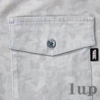 寅壱 作業服 作業着 3610-125 迷彩柄長袖シャツ 「M-LL」(年間)|1up|04