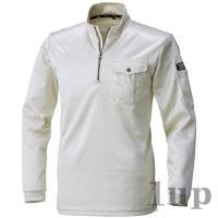 寅壱 作業服 作業着 5563-623 長袖ジップアップシャツ 「M-LL」 1up 15