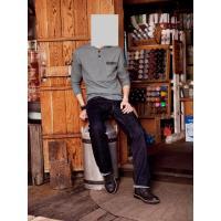 寅壱 作業服 作業着 5761-635 長袖ヘンリーネックシャツ 「M-LL」|1up|08
