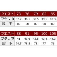寅壱 作業服 作業着 7810-414 ロングニッカ 「73cm-85cm」(鳶衣料 年間)|1up|03