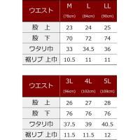 寅壱 作業服 作業着 9332-235 カーゴジョガーパンツ 「M-LL」(ストレッチ 年間)|1up|03