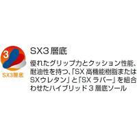 安全靴 シモン スターシリーズ SS44 黒 23.5cm-28.0cm (1823390) (新1520060) (シモン 安全靴)|1up|06