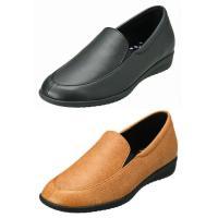 「母の日」「プレゼント」「ギフト」 気軽に履けるシンプルなデザインの靴です  【カラー】ブラック・キ...