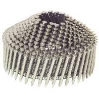 d=2.5 l=38 D=4.9 ワイヤー連結の鋼板用ロール釘6000本になります。 メーカー直送の...
