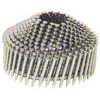 d=2.5 l=50 D=4.9 ワイヤー連結の鋼板用ロール釘6000本になります。 メーカー直送の...