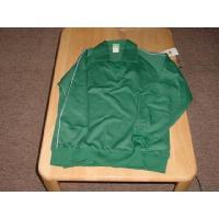 SSKの学校ジャージ上です。色はグリーンで、エリ付、サイズ175です。